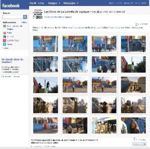 Galer�a con imágenes de la jornada y videos de eventos que se incluyen en la agenda noticiosa es parte de lo que tiene La Estrella eFacebook.